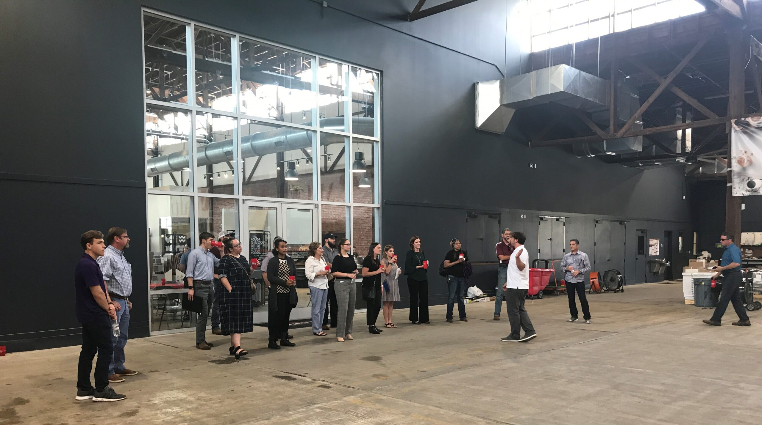 July Meeting at United Tile Company of Shreveport with Cambria Natural Quartz Surfaces, ASID South Central Chapter & AIA Shreveport